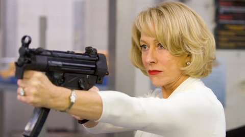 "Helen Mirren in ""Red"""